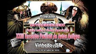 XXIII Encontro Paulista em Vinhedo-SP.2018