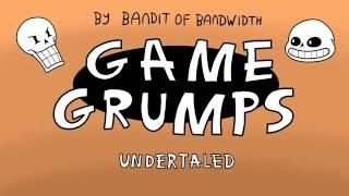 Game Grumps Undertaled: Sansational jokes