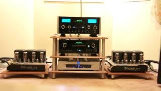 getlinkyoutube.com-McIntosh MC 275 + MCD 500 + C2300 + Sonus Faber Elipsa.1