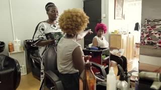 getlinkyoutube.com-What kind of hair style is this? Kansiime Anne. Af