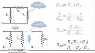 resistors in series and parallel youtube rh youtube com