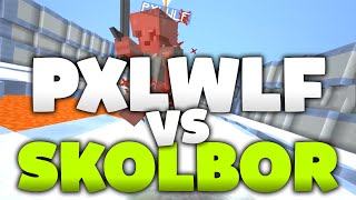 getlinkyoutube.com-PXLWLF vs SKOLBOR