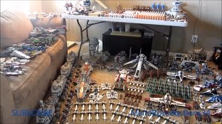 getlinkyoutube.com-My LEGO Star Wars Collection Video! (GIANT!) - Huge LEGO Star Wars Collection