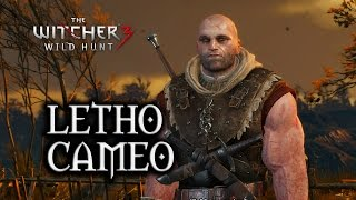 getlinkyoutube.com-The Witcher 3: Wild Hunt - Letho Cameo [Ghosts of the Past Quest]