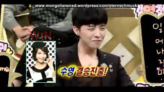 getlinkyoutube.com-(MGL SUB) G Dragon´s ideal girl is Yoona.mp4