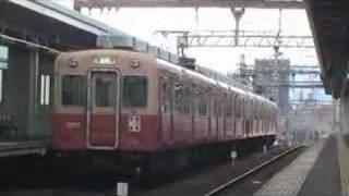 【阪神電鉄】7861-7961形7863F+7864F@大物(080114)