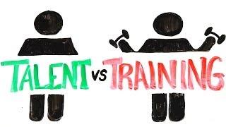 Šta je bitnije: Genetika ili naporan rad!? Talenat & Vežbanje