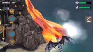 getlinkyoutube.com-War Dragons - WhaleGnawer (lvl 24) solo on GammyNumNum