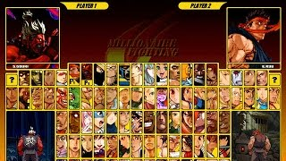 getlinkyoutube.com-Mugen Capcom vs Snk Version 2 Download