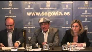 Pastor, Bernabé y Marginedas, en la final del Premio Cirilo Rodríguez