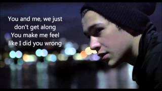 getlinkyoutube.com-Austin Mahone - Hotline Bling Cover Lyrics