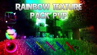 getlinkyoutube.com-Minecraft PvP Texture Pack - Rainbow Pack V2