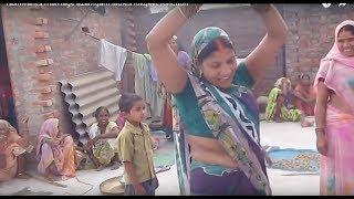 getlinkyoutube.com-Yashwant's marriage azamgarh ladies lokgeet function