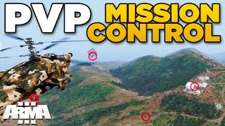 getlinkyoutube.com-PVP - MISSION CONTROL – ARMA 3 ZEUS