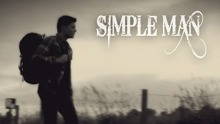 getlinkyoutube.com-Supernatural | Dean - Simple Man