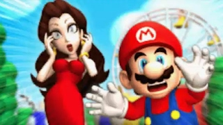 getlinkyoutube.com-Mario Vs. Donkey Kong: Mini-Land Mayhem! - World 1