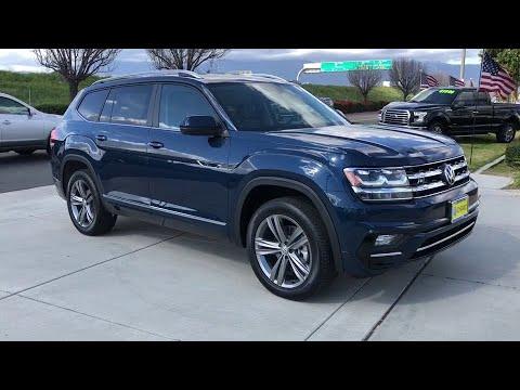 2019 Volkswagen Atlas Ontario, Claremont, Montclair, San Bernardino, Victorville, CA V190385