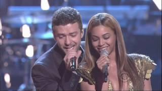 getlinkyoutube.com-(HD) Beyonce & Justin Timberlake - Ain't Nothing Like the Real Thing (Fashion Rocks 2008) live