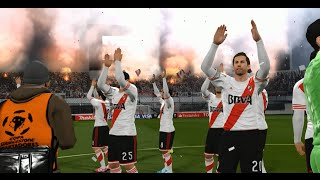 getlinkyoutube.com-(PS4) PES 2016 River Plate vs Boca Juniors Copa Libertadores GAMEPLAY 1080p