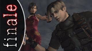 getlinkyoutube.com-Resident Evil 4 [Wii Version] - Finale