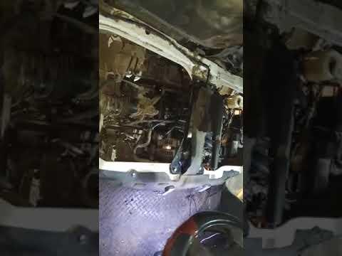 Первый запуск после ремонта 3SZ-VE