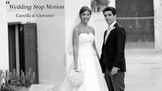 "Il video Matrimonio in ""STOP MOTION"" 