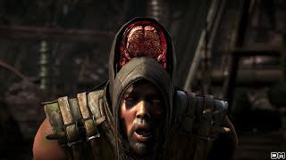 Mortal Kombat XL Predator Performs All Character Fatalities