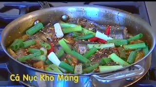 Cá Nục Kho Măng - Xuân Hồng