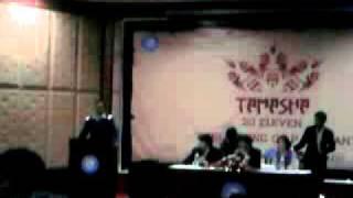 getlinkyoutube.com-Very Funny & HumrOus Speech By Waleed Ahmad (PMA Risalpur) at FAST (isl) TAMASHA 2011