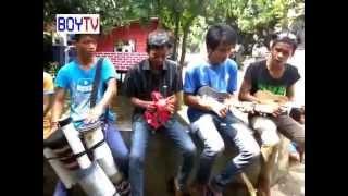 getlinkyoutube.com-Keren Bangets!! Pengamen Jalanan || Tersisih || (Grup Global: golongan abal-abal)