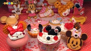 getlinkyoutube.com-Whipple Lovely Pastry Chef Minnie Mouse Set ホイップる ラブリーパティシエ ミニーマウスセット