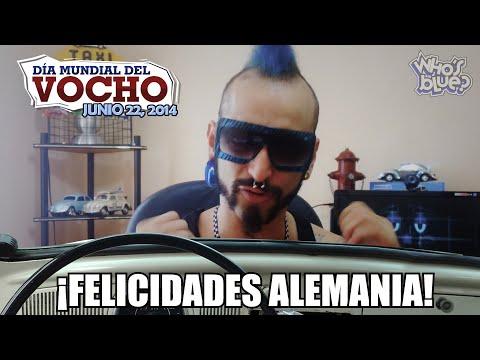 Vochos Monterrey - Dia Mundial del Vocho 2014 - Regio Volks