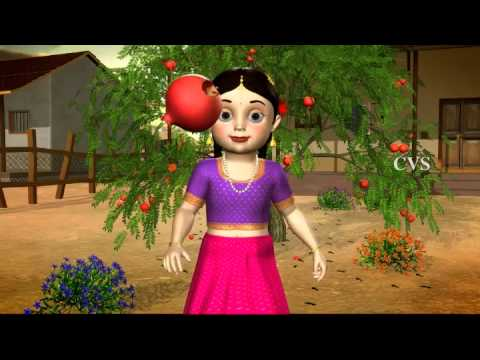 Danimma Pandu  Telugu 3D Animated Nursery Rhymes