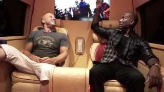 getlinkyoutube.com-Tyrese surprises Vin Diesel with birthday gift