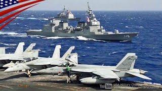 getlinkyoutube.com-自衛隊と在日米軍による日米統合演習キーン・ソード17 - US-Japan Joint Bilateral Exercise Keen Sword 17