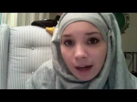 Cara memakai jilbab modern | jilbab kreasi simpel untuk sehari-hari