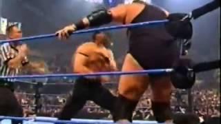 getlinkyoutube.com-Big Show vs Bradshaw (Interference by Test) SD!