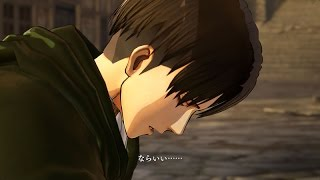 getlinkyoutube.com-Attack on Titan (PS4) - 2nd Official Trailer (1080p)
