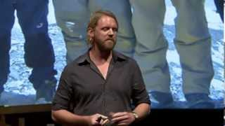 getlinkyoutube.com-Climbing Everest: Patrick Hollingworth at TEDxPerth