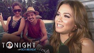 getlinkyoutube.com-TWBA: Is Maja Salvador secretly 'dating' John Lloyd Cruz?