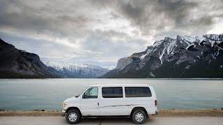 getlinkyoutube.com-How we built our Camper van - Simple, strong and functional.