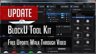 getlinkyoutube.com-BlockU Animation Tool Kit - FREE UPDATE Walk Through Tutorial