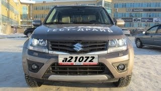 getlinkyoutube.com-Suzuki Grand Vitara Тест-драйв.Anton Avtoman.