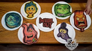 getlinkyoutube.com-Pixar Pancake Art