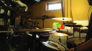 drum cover (redneck - lam of god)