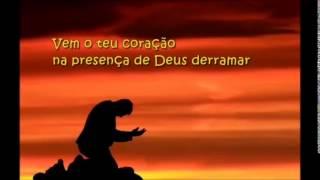 getlinkyoutube.com-Flordelis - De joelhos - Em fervente oração Playback