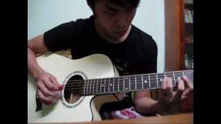 getlinkyoutube.com-Depapepe - Arigatou (Thank you) solo cover