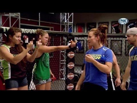 TUF 18 Rousey vs. Tate episode 8 recap