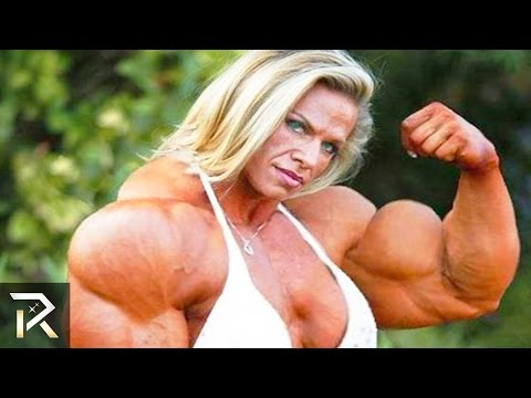 #Women That Took #Bodybuilding To The Extreme