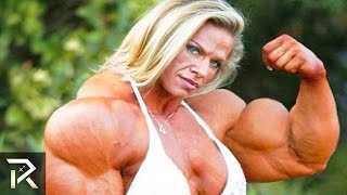 getlinkyoutube.com-Women That Took Bodybuilding To The Extreme